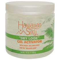Hawaiian Silky Dry Look Gel Activator 16 oz