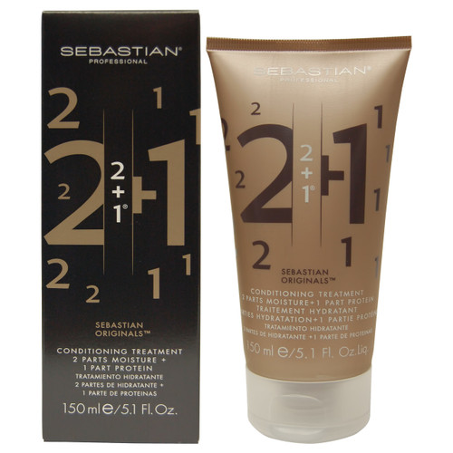Sebastian 2 plus 1 Conditioning Treatment Unisex 5.1 oz