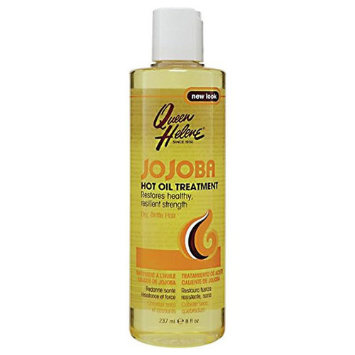 Queen Helene Jojoba Hot Oil Treatment 8 oz