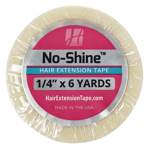 "Walker Tape, No-shine Hair Extension Tape Roll, 1/4""x6 Yards"
