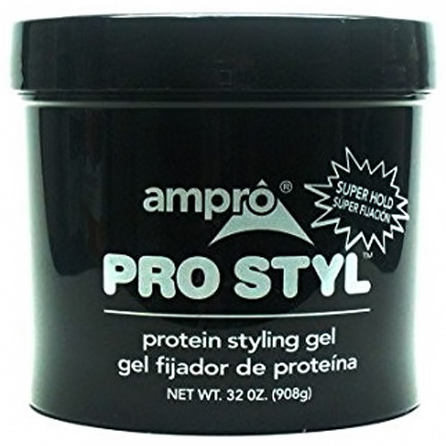 Ampro Style Protein Styling Gel 32 oz (Super)