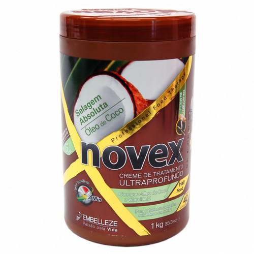 Novex Coconut Oil Deep Conditioning Hair Mask 35.3 oz