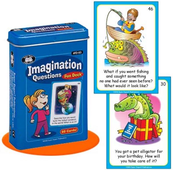 Imagination Questions