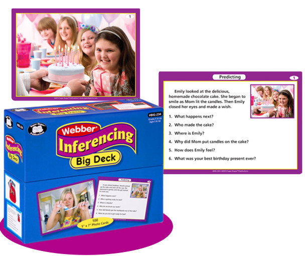 Webber Inferencing Big Deck