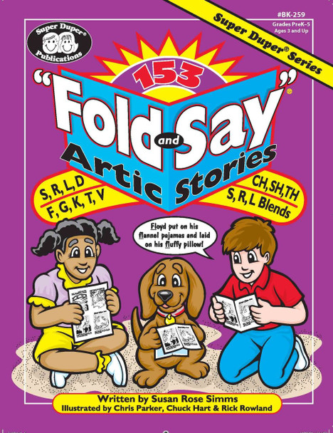 153 Fold and Say® Artic Stories