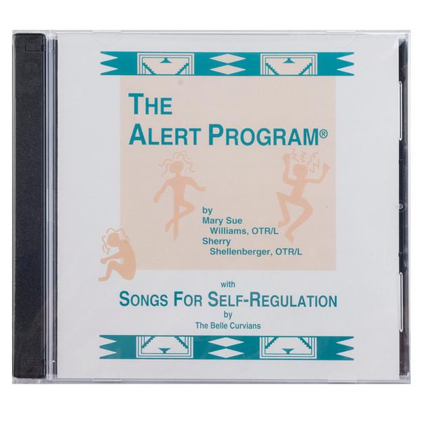 Alert Program: CD Songs For Self Regulation