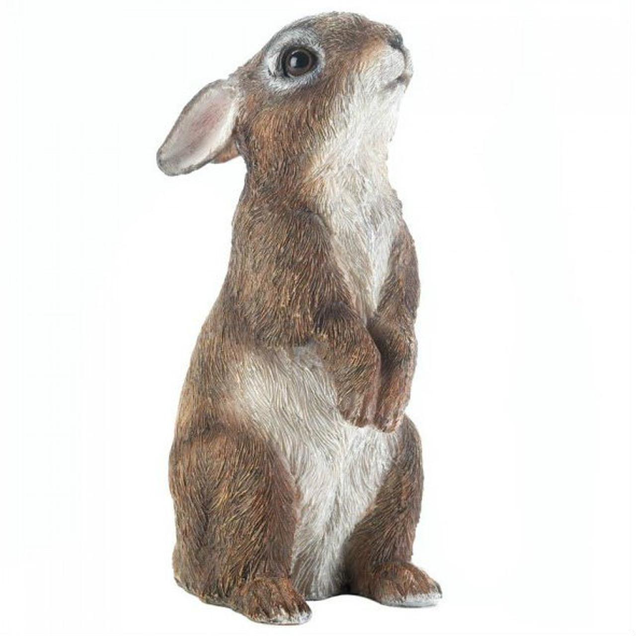 Standing Bunny Garden Decor - AEWholesale