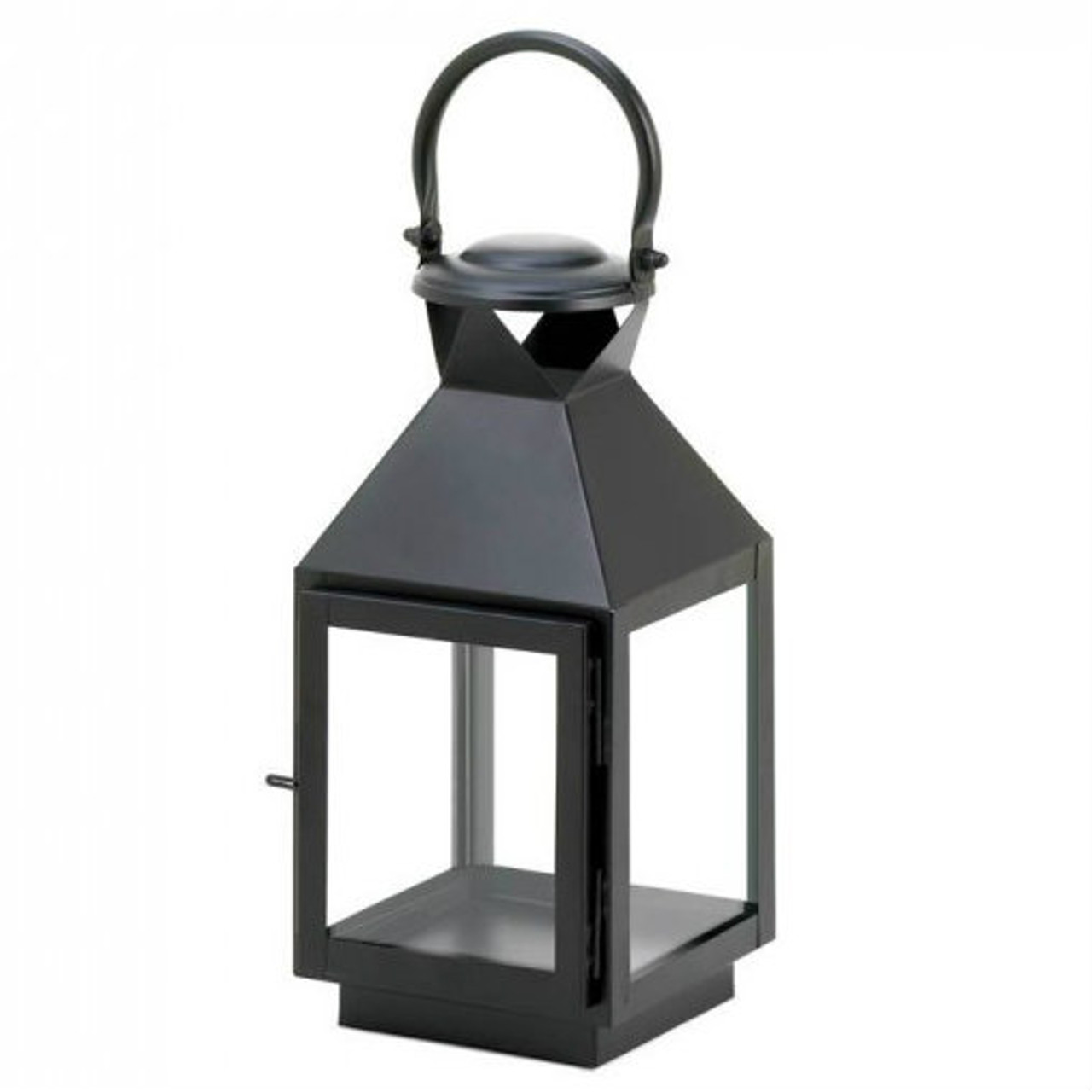 Pottery Barn Carriage Lamp: Colonial Style Candle Lantern