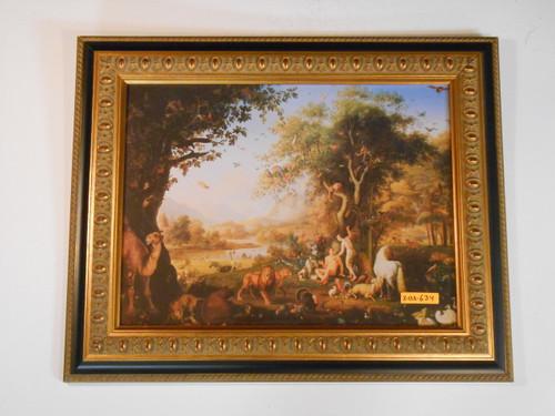 Earthly Paradise 12x16 Framed Print