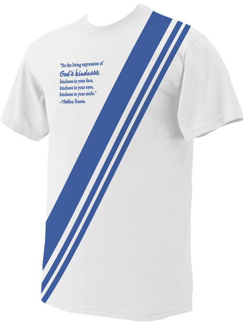 Mother Teresa Sari Habit T-Shirt
