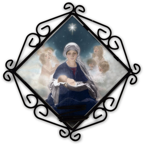 Star of Bethlehem Votive Candle Holder