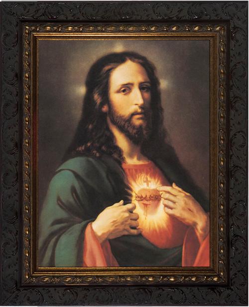Sacred Heart of Jesus Framed Art