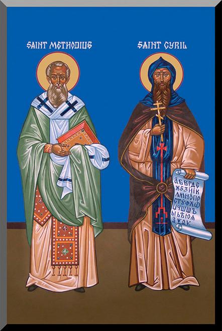 Sts. Cyril & Methodius by Fr. Thomas Loya