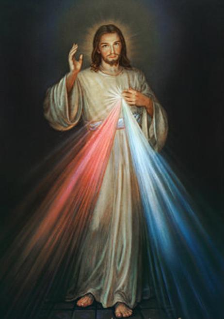 Divine Mercy Print