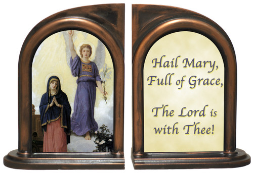 L'Annunciation Bookends