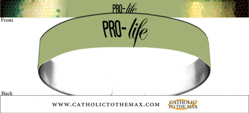 Pro Life Bracelet