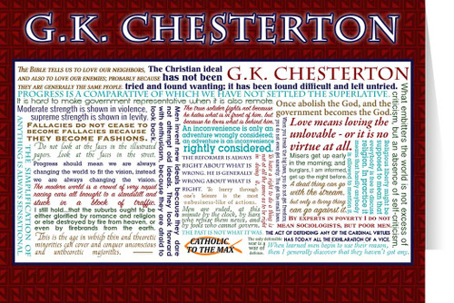 Quotes greeting cards gk chesterton quote card m4hsunfo