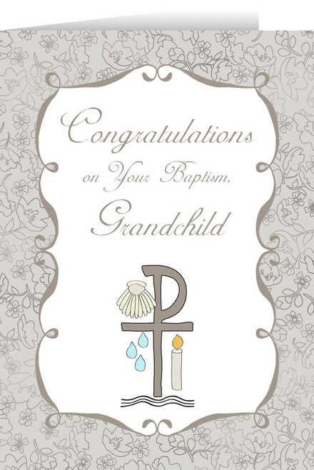Baptism greeting cards grandchilds baptism greeting card m4hsunfo