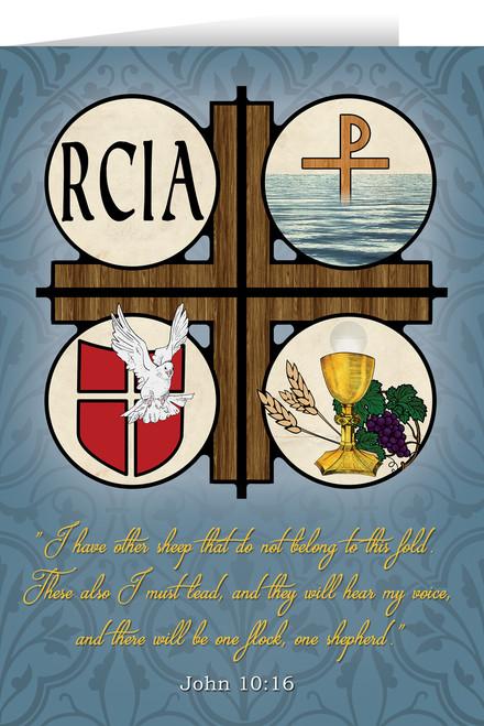 Rcia Symbols Greeting Card Catholic To The Max Online