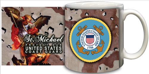 St. Michael Coast Guard Mug