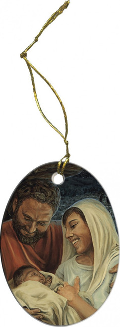 Nativity (Jenicke) Ornament