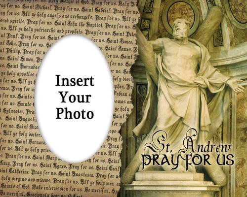 St. Andrew Photo Frame 2