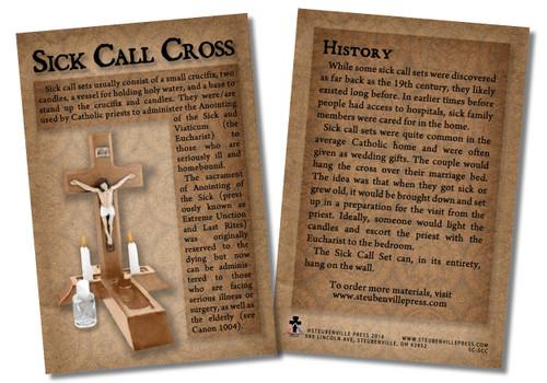 Sick Call Cross Faith Explained Card