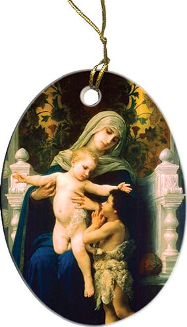 La Vierge L'enfant II Ornament