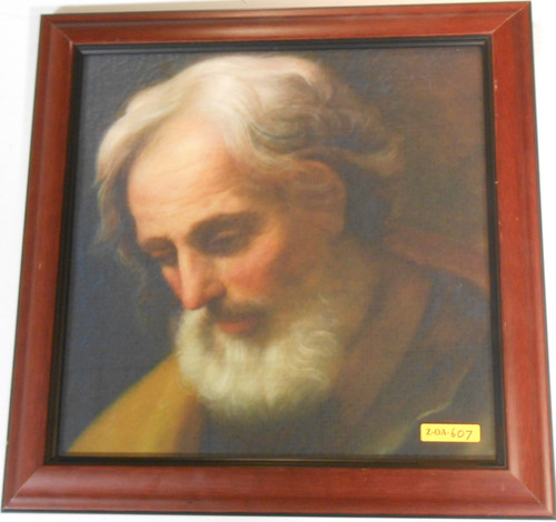 CLEARANCE St. Joseph by Guido Reni 13x13 Framed Print