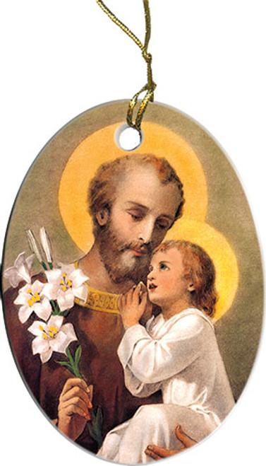 St. Joseph (Younger) Ornament