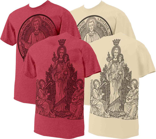 St. Joseph, Patron of the Universal Church T-Shirt