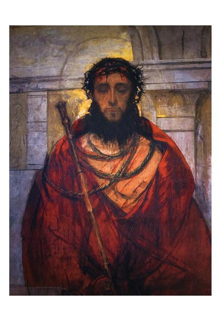 Ecce Homo by St. Albert Chmielowski Print