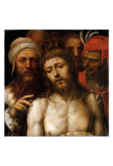 Christ Presented to the People by Il Sodoma Print