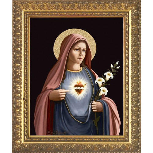 """Immaculate Heart"" by Nellie Edwards"