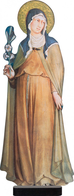 St. Clare Standee