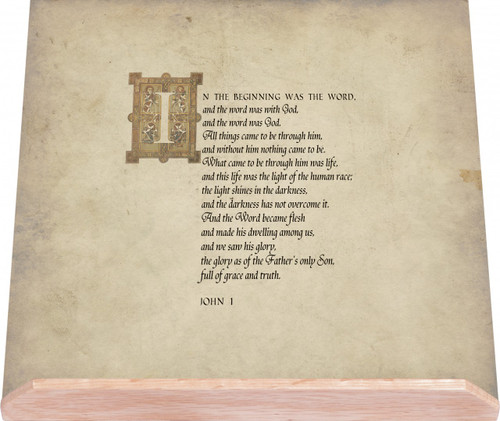John 1 Bible Stand