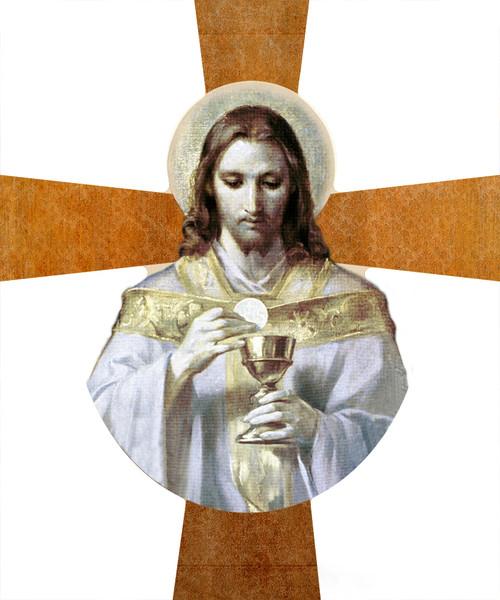 Bread of Angels Cross