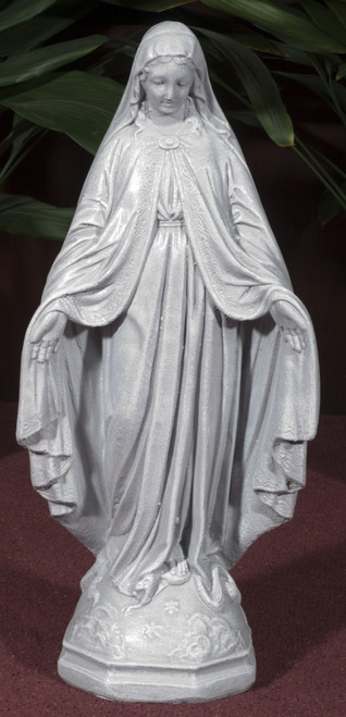 Our Lady of Grace Outdoor Statue (Call to Order)