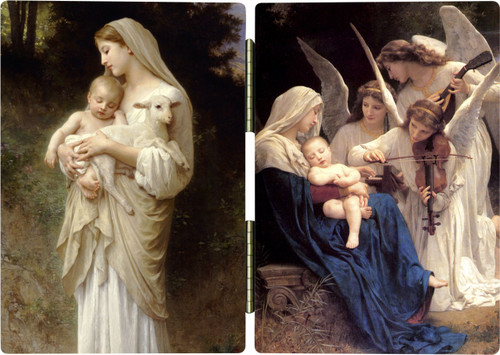 L'Innocence and Song of the Angels Diptych