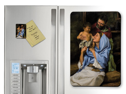 Holy Family II Magnet