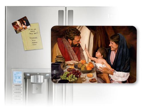 Holy Family Horizontal Magnet