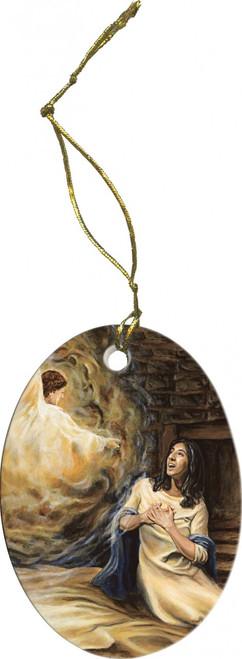 Annunciation (Jenicke) Ornament