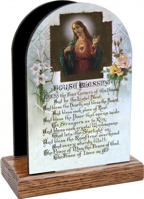 House Blessing Table Organizer (Vertical)