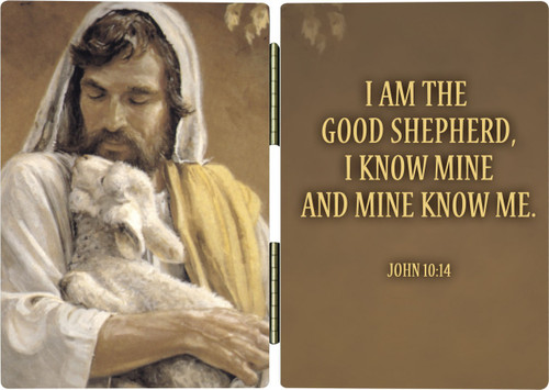 The Good Shepherd Diptych