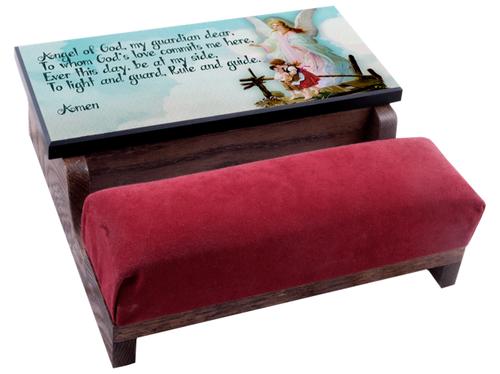 Guardian Angel Kid's Kneeler Box