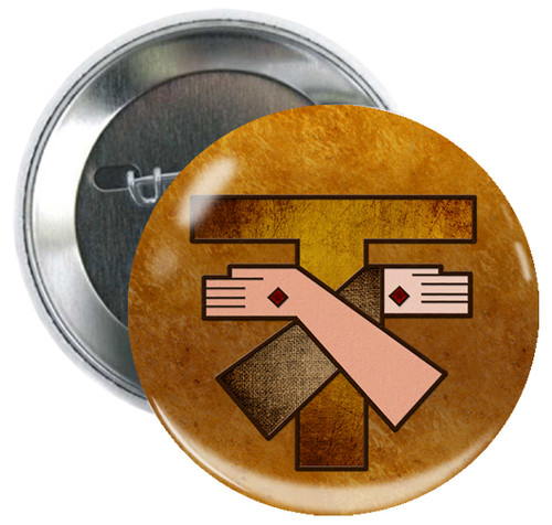 Tau Cross Button