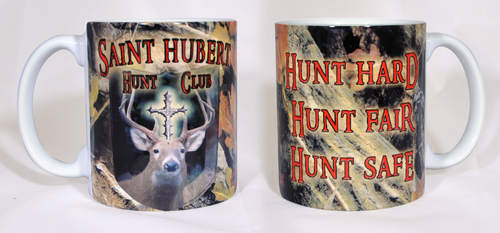 St. Hubert Hunt Club Mug