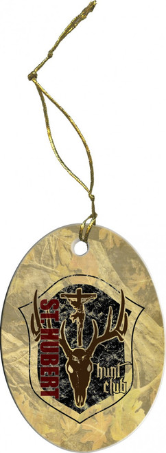 St. Hubert Hunt Club Ornament