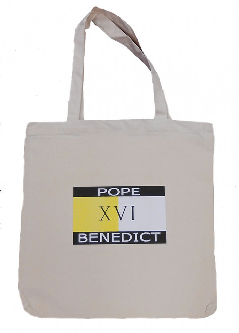 Pope Benedict XVI HOPE Tote Bag