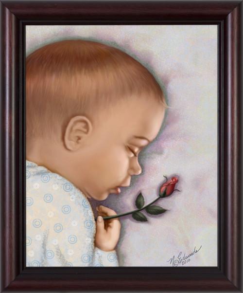 """Baby Boy"" by Nellie Edwards"
